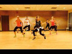 """DANZA KUDURO"" Don Omar - Dance Fitness Workout Valeo Club - YouTube"