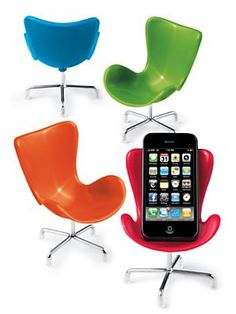 Keep track of your phone with this colorful desk companion | Solutions.com #Color #Phone