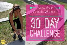New Year Cardio Workout 30-Day Challenge | The Body Department
