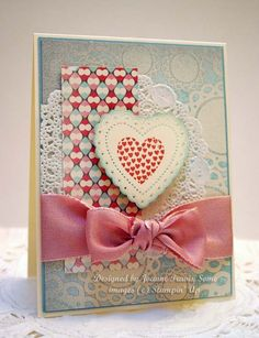 Sleepy in Seattle: Hearts a Flutter   - So sweet, frilly and feminine. This design will definitely come in handy.   N xo