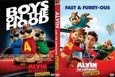 Mega Covers Gtba: Alvin and the Chipmunks The Road Chip (2015) - Cov...