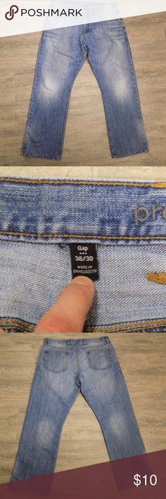 Gap, size 36/30, like new. Gap, size 36/30, like new. GAP Jeans Boot Cut