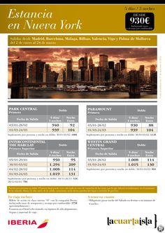 Estancia en Nueva York, 5 días desde 930€ tasas incluidas.Salidas del 2 de Enero al 24 de Marzo ultimo minuto - http://zocotours.com/estancia-en-nueva-york-5-dias-desde-930e-tasas-incluidas-salidas-del-2-de-enero-al-24-de-marzo-ultimo-minuto/