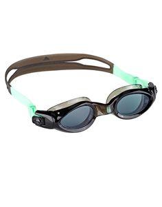b06b4f8549dc Adidas Womens Aquazilla Goggle - Dark Grey Lens Swimming Accessories