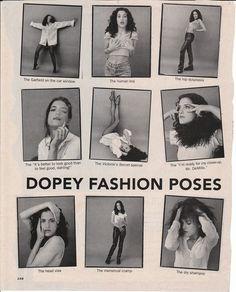 Dopey fashion poses from Sassy magazine. Dopey fashion poses from Sassy magazine. Sassy Magazine, Foto Magazine, Rookie Magazine, Fashion Photography Poses, Fashion Poses, Portrait Photography, Fashion Fashion, Fashion Ideas, Glamour Photography