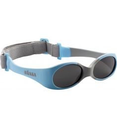 """Okularki przeciwsłoneczne """"Baby Soft"""" Beaba blue"""