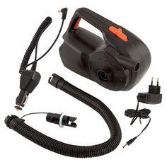 Fox CIB003 Rechargable Air Pump / Deflator 12 V / 240 V - elektrische Luftpumpe | SONSTIGE | ZUBEHÖR BOOTE | ZUBEHÖR | Kajak Kanu Elektromotor bei BeachandPool.de online kaufen