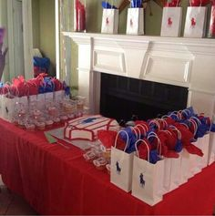 POLO baby shower for my friend!!!! Thats alk they where is Polo!!!