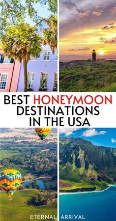 Romantic Honeymoon Destinations, Honeymoon Spots, Romantic Vacations, Romantic Getaways, Romantic Travel, Vacation Spots, Travel Destinations, Romantic Escapes, Honeymoon Ideas