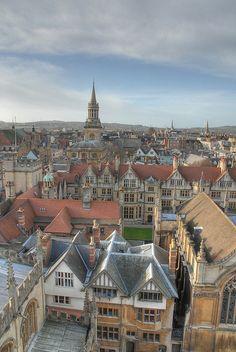 Oxford, England.