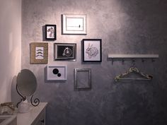 Home paint wall frame