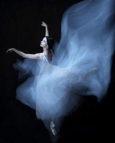 Bailarina difusa