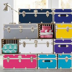 Storage Trunks For College Must Have College Trunks  College Trunks  Armored  Standard Dorm