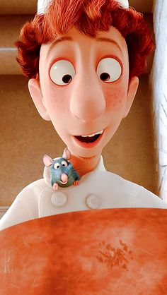 *LINGUINI ~ Ratatouille, 2007