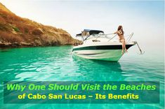 Why One Should Visit the Beaches of Cabo San Lucas – Its Benefits   #beaches #cabosanlucas #yachtscabo #yachtscharter #catamarancharter #sunshine