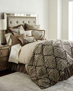 -5NLM Dian Austin Villa Paris Bedding
