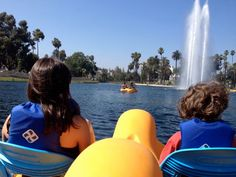 From lotus blossoms to pedal boats, playgrounds to tasty snacks, the 150 year old Echo Park Lake has it all. ($45 million still buys a little something in LA!) This neighborhood park brilliantly mixes history with modern life - and is lots of fun to boot.