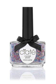 Caviar Nails...I'm intrigued