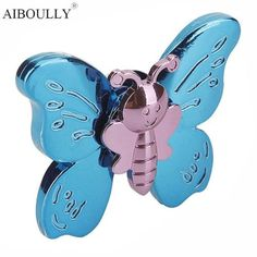 Butterfly-Spinner-Metal-EDC-Animal-Kids-Fidget-Multicolor-Alloy-Creative-Cool-Ch