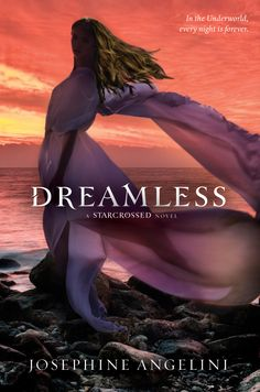Can't wait for this one to arrive. Dreamless by Josephine Angelini (sequel to Starcrossed)