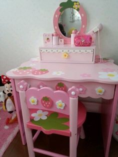 ☆cuteness will save the world☆ Cute Room Ideas, Cute Room Decor, Bedroom Inspo, Bedroom Decor, Kawaii Bedroom, Pastel Room, Everything Pink, Cuisines Design, Dream Rooms