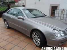 Se vende Mercedes CLK 200 Kompressor de gasolina. Cerrazo - Anuncialandia Mercedes Clk, Cars, Autos, Car, Automobile, Trucks