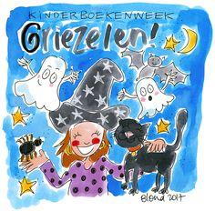 Kinderboekenweek 4-15 oktober 2017! by Blond-Amsterdam