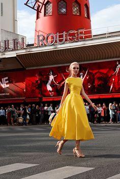 Платье «Мэри» (лимонное) — 23 990 рублей