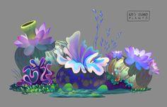 art of floriane marchix. Former Gobelins student in animation. VISUAL DEVELOPMENT / DESIGN / COLOR SCRIPT / ILLUSTRATION
