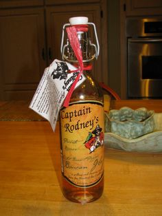 Captain Rodney's Boucan Glaze for making Captain Rodney's Dip