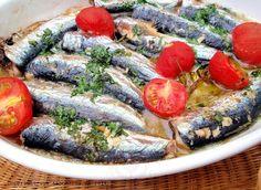 Sardine al forno - sardische Rezepte und mehr bei www.tiposarda.de