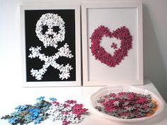 Puzzle art for kids!