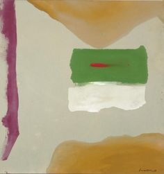 Helen frankenthaler.was one American abstract expressionist painter.