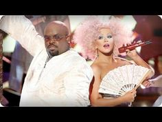 """Xtina and CeeLo: """"Make the World Move"""" - The Voice"""