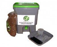 Kuchyňský bokashi kompostér