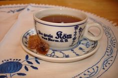 What Frisians Call Tea