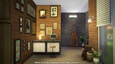Atelier d'Artiste - Pièce pour Les Sims 4                                                                                                                                                      More