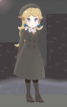 Super Mario Odyssey - Alt. Peach Outfit by chocomiru02.deviantart.com on @DeviantArt