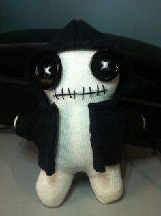 Handmade and customized voodoo dolls
