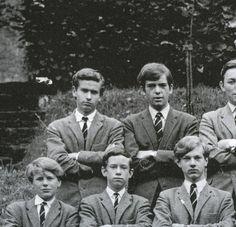 Peter Gabriel & Tony Banks