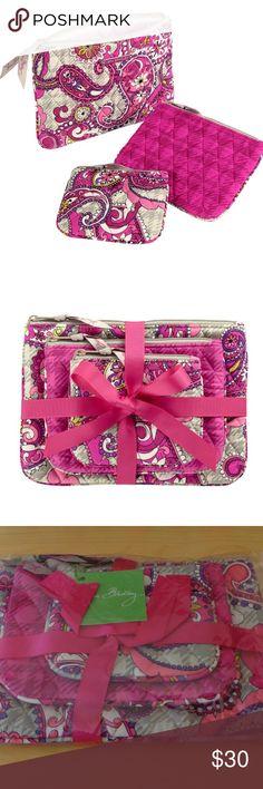 eeac6c3535d 17 Best Vera Bradley images   Cosmetic bag, Vera bradley luggage ...