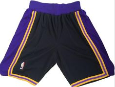 Lakers Throwback shorts black