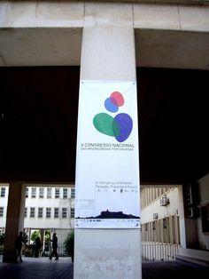 X Congresso das Misericórdias Portuguesas  Criação de publicidade interior e exterior
