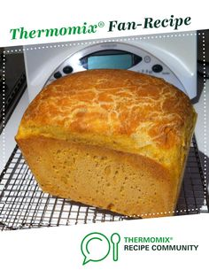 Potato/Sweet Potato Bread by Karen Scott - Consultant. A Thermomix <sup>®</sup> recipe in the category Breads & rolls on www.recipecommunity.com.au, the Thermomix <sup>®</sup> Community.
