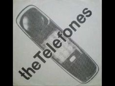 The Telefones - The ballad of Jerry Godzilla / She's in love with the Ro...