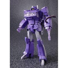Transformers Masterpiece Laserwave (Shockwave)