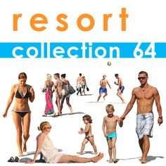 Texture Other resort people beach People Cutout, Cut Out People, Image Bitmap, Autocad, Render People, People Png, Photoshop Rendering, People Figures, Texture Mapping
