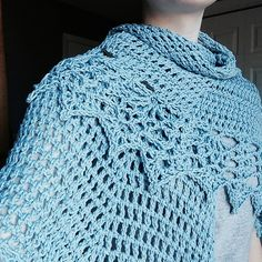 Ravelry: Project Gallery for All Shawl pattern by Doris Chan