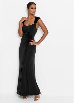 f243c78d798d Večerné šaty čierna Elegantné maxišaty • 39.99 € • bonprix