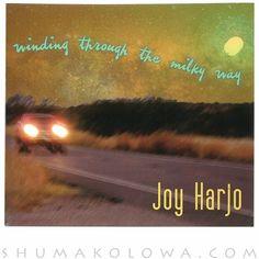 Album blending traditional native rhythms by Muscogee Creek Nation artist Joy Harjo.